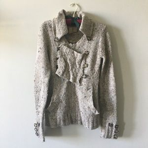 BKE BUCKLE STORE cardigan Sweater Small